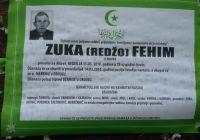 ZUKA ( REDŽO ) FEHIM