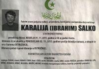 Karalija (Ibrahim) Salko