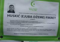 HUSKIĆ ( EJUBA - DŽEME ) FIKRET