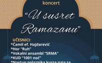 U SUSRET RAMAZANU..2018.