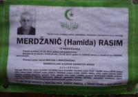 MERDŽANIĆ ( HAMIDA ) RASIM