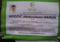 HODŽIĆ ( ABDUSELAM ) HARUN
