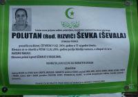 POLUTAN ( ROĐ. RIZVIĆ ) ŠEVKA ( ŠEVALA )