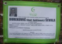 BUREKOVIĆ ( ROĐ. SALČINOVIĆ ) ŠEVALA